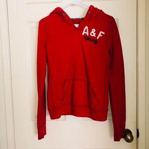 Abercrombie hoodie (LIKE NEW)